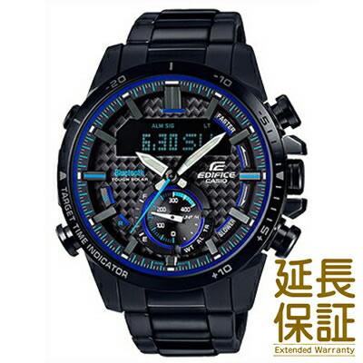 【国内正規品】CASIO カシオ 腕時計 ECB-800DC-1AJF メンズ EDIFICE エディフィス Bluetooth タフソーラー