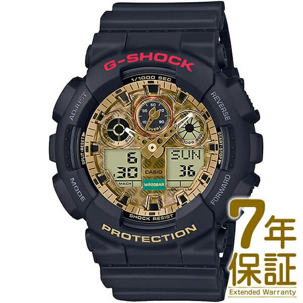 【正規品】CASIO カシオ 腕時計 GA-100TMN-1AJR メンズ G-SHOCK ジーショック MANEKINEKO まねきねこ クオーツ