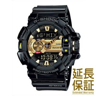 【正規品】CASIO カシオ 腕時計 GBA-400-1A9JF メンズ G-SHOCK ジーショック G'MIX ジーミックス モバイルリンク