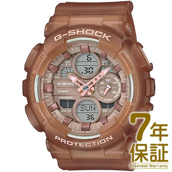 送料無料 売り込み 北海道 沖縄県 除く 国内正規品 CASIO カシオ メンズ クオーツ 新登場 G-SHOCK 腕時計 GMA-S140NC-5A2JF Gショック