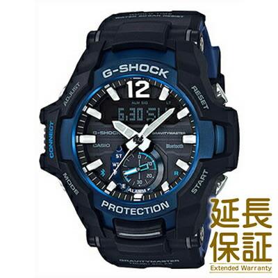 【国内正規品】CASIO カシオ 腕時計 GR-B100-1A2JF メンズ G-SHOCK ジーショック グラビティマスター Bluetooth機能 タフソーラー
