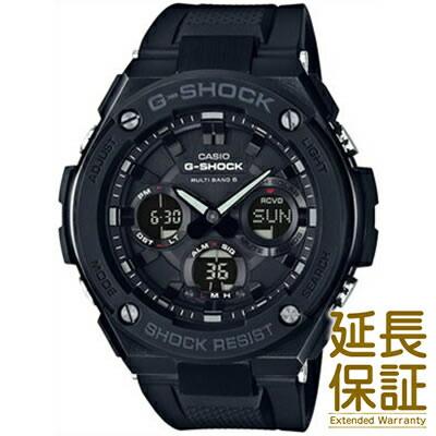 【レビュー記入確認後10年保証】カシオ 腕時計 CASIO 時計 正規品 GST-W100G-1BJF メンズ G-SHOCK ジーショック G-STEEL Gスチール ソーラー 電波