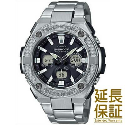【国内正規品】CASIO カシオ 腕時計 GST-W330D-1AJF メンズ G-SHOCK G-STEEL Gスチール 電波時計 タフソーラー