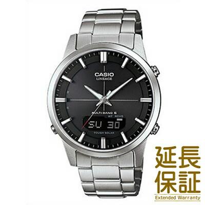 【国内正規品】CASIO カシオ 腕時計 LCW-M170D-1AJF メンズ LINEAGE リニエージ ソーラー電波