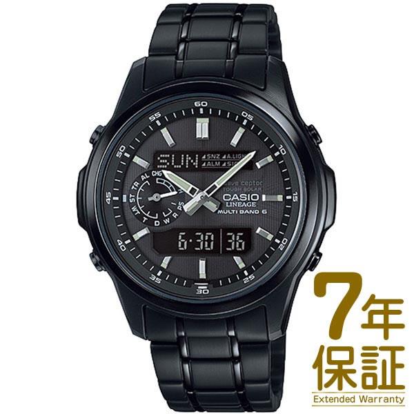 【国内正規品】CASIO カシオ 腕時計 LCW-M300DB-1AJF メンズ LINEAGE リネージ タフソーラー 電波