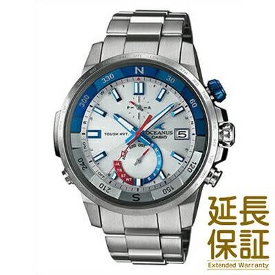【正規品】CASIO カシオ 腕時計 OCW-P1000-7AJF メンズ OCEANUS オシアナス CACHALOT カシャロ 電波 ソーラー