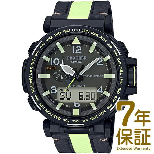 【正規品】CASIO カシオ 腕時計 PRG-650YL-3JF メンズ PRO TREK プロトレック タフソーラー