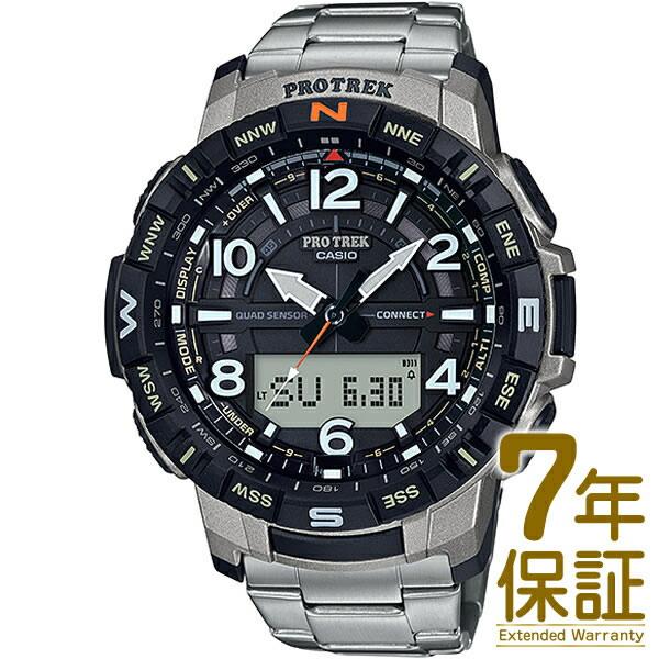 【正規品】CASIO カシオ 腕時計 PRT-B50T-7JF メンズ PRO TREK クオーツ
