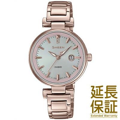 【国内正規品】CASIO カシオ 腕時計 SHS-4524CG-4AJF レディース SHEEN シーン ソーラー