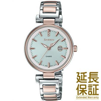 【正規品】CASIO カシオ 腕時計 SHS-4524SCG-7AJF レディース SHEEN シーン ソーラー