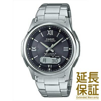 【国内正規品】CASIO カシオ 腕時計 WVA-M630D-1A4JF メンズ wave ceptor ウェーブセプター メタルバンド ソーラー 電波