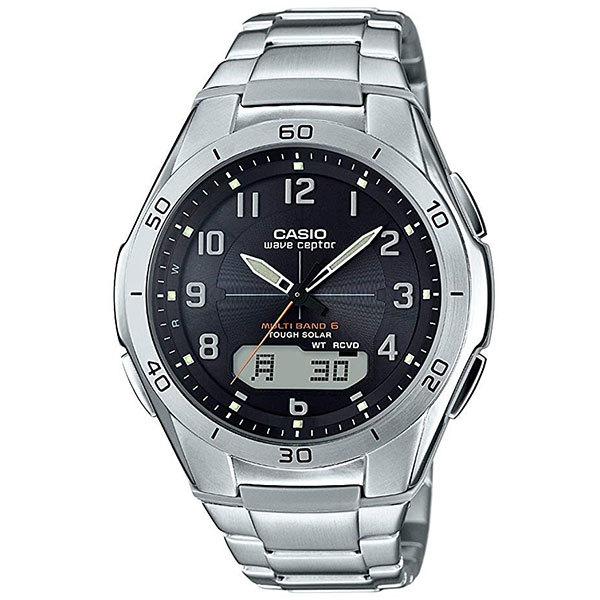 【国内正規品】CASIO カシオ 腕時計 WVA-M640D-1A2JF メンズ WAVECEPTOR ウェーブセプター タフソーラー 電波