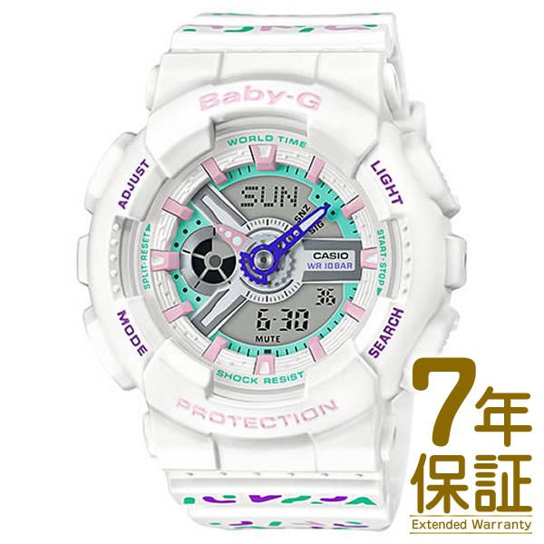 【正規品】CASIO カシオ 腕時計 BA-110TH-7AJF レディース BABY-G ベビーG Geometric Pattern ジオメトリック・パターン