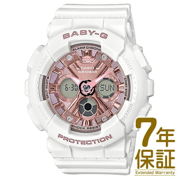 【正規品】CASIO カシオ 腕時計 BA-130-7A1JF レディース BABY-G ベビーG