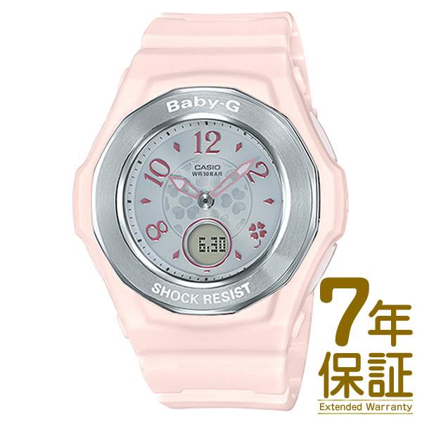 【正規品】CASIO カシオ 腕時計 BGA-1050CD-4BJF レディース BABY-G ベビーG WISHING CLOVER DIAL ウィッシングクローバーダイアル タフソーラー