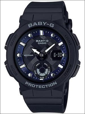 【正規品】CASIO カシオ 腕時計 BGA-250-1AJF レディース BABY-G ベビージー ビーチ・トラベラー・シリーズ クオーツ