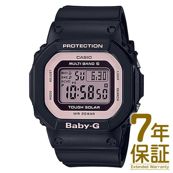 【正規品】CASIO カシオ 腕時計 BGD-5000-1BJF レディース BABY-G ベビーG 電波ソーラー