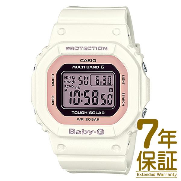 【国内正規品】CASIO カシオ 腕時計 BGD-5000-7DJF レディース BABY-G ベビーG 電波ソーラー