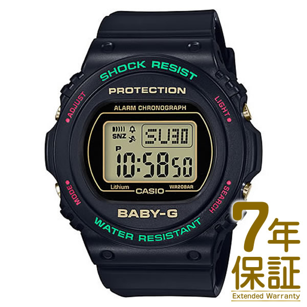 【正規品】CASIO カシオ 腕時計 BGD-570TH-1JF レディース BABY-G ベビーG ウィンタープレミアム 復刻モデル ペアウォッチ(メンズはDW-5700TH-1JF)