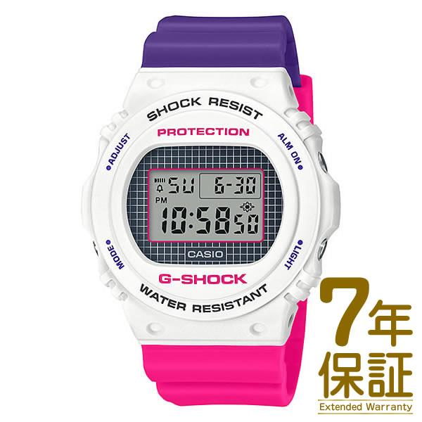 【正規品】CASIO カシオ 腕時計 DW-5700THB-7JF メンズ G-SHOCK Gショック Throwback 1990s ペアモデル(レディースはBGD-570THB-7JF)