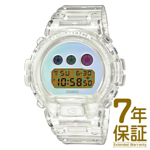 【正規品】CASIO カシオ 腕時計 DW-6900SP-7JR メンズ G-SHOCK Gショック DW-6900 25周年記念モデル