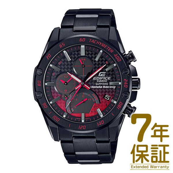 【正規品】CASIO カシオ 腕時計 EQB-1000HR-1AJR メンズ EDIFICE エディフィス Honda Racing コラボモデル クロノグラフ Bluetooth