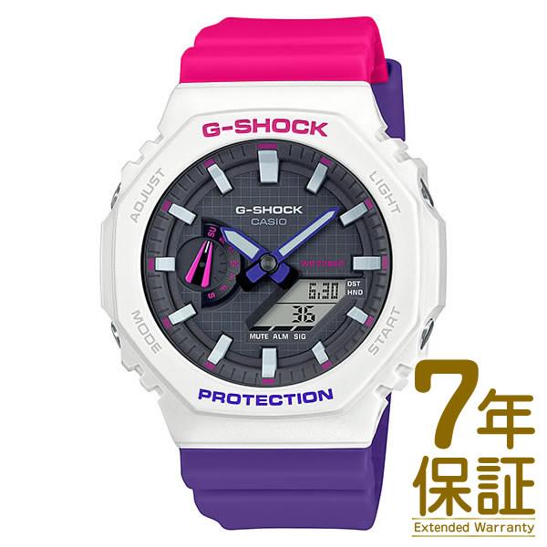 【正規品】CASIO カシオ 腕時計 GA-2100THB-7AJF メンズ G-SHOCK Gショック Throwback 1990s