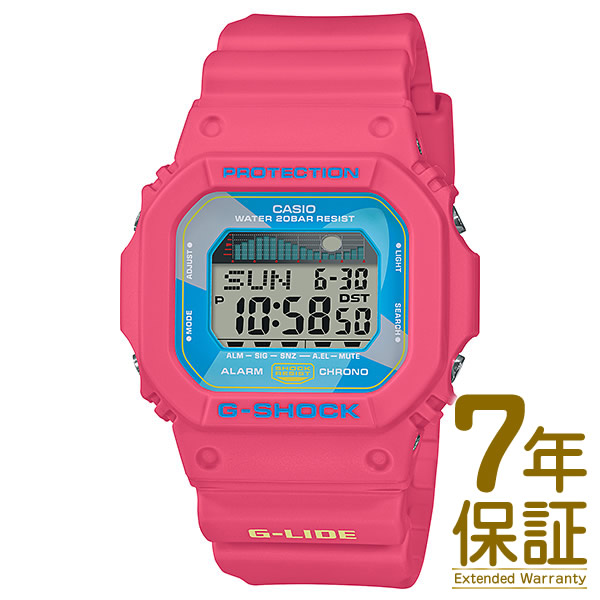 【正規品】CASIO カシオ 腕時計 GLX-5600VH-4JF メンズ G-SHOCK Gショック G-LIDE Gライド ペアウォッチ(レディースはBLX-560VH-4JF)
