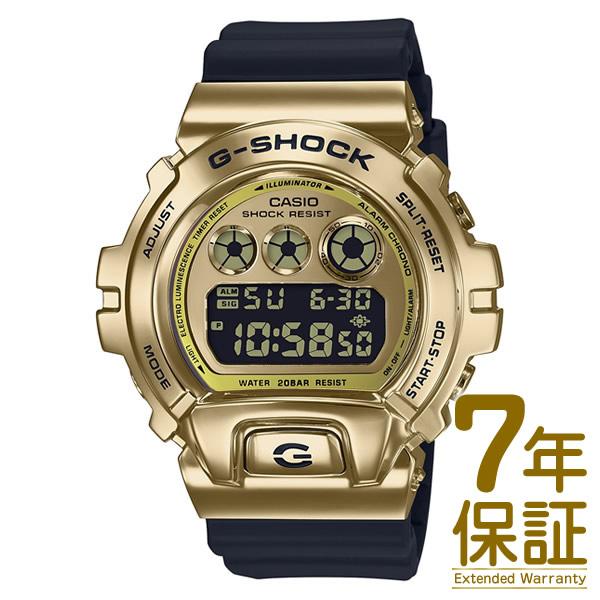 【正規品】CASIO カシオ 腕時計 GM-6900G-9JF メンズ G-SHOCK Gショック