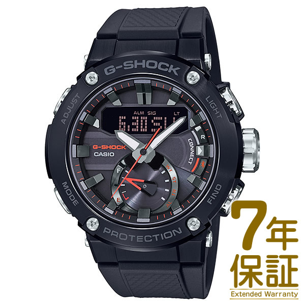 【正規品】CASIO カシオ 腕時計 GST-B200B-1AJF メンズ G-SHOCK Gショック G-STEEL Gスチール Bluetooth対応