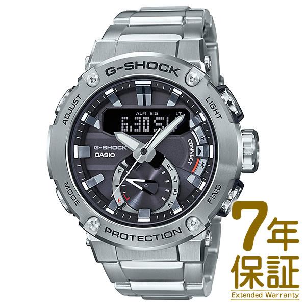 【正規品】CASIO カシオ 腕時計 GST-B200D-1AJF メンズ G-SHOCK Gショック G-STEEL Gスチール Bluetooth対応