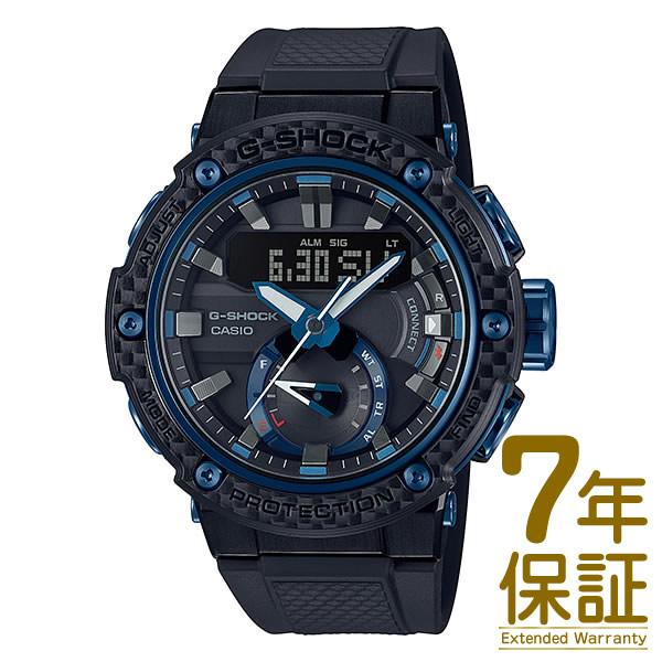 【正規品】CASIO カシオ 腕時計 GST-B200X-1A2JF メンズ G-SHOCK G-STEEL Gショック Gスチール Bluetooth