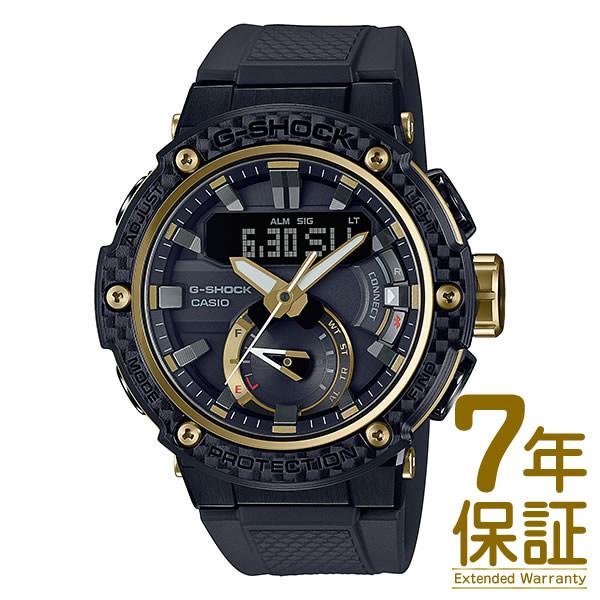 【正規品】CASIO カシオ 腕時計 GST-B200X-1A9JF メンズ G-SHOCK G-STEEL Gショック Gスチール Bluetooth