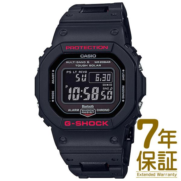 【正規品】CASIO カシオ 腕時計 GW-B5600HR-1JF メンズ G-SHOCK Gショック Bluetooth対応 電波ソーラー