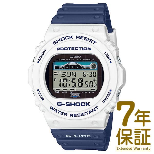 【国内正規品】CASIO カシオ 腕時計 GWX-5700SS-7JF メンズ G-SHOCK Gショック G-LIDE Gライド 電波ソーラー