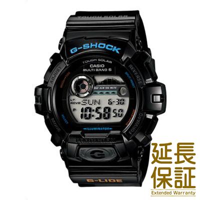 【国内正規品】CASIO カシオ 腕時計 GWX-8900-1JF メンズ G-SHOCK ジーショック G-LIDE ジーライド ソーラー電波