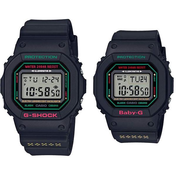 【正規品】CASIO カシオ 腕時計 LOV-19B-1JR メンズ レディース G-SHOCK BABY-G Gプレゼンツラバーズコレクション ペアウォッチセット
