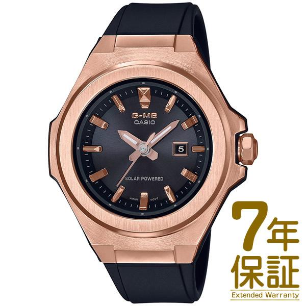 【正規品】CASIO カシオ 腕時計 MSG-S500G-1AJF レディース BABY-G ベビーG G-MS ジーミズ