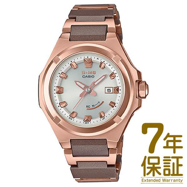 【正規品】CASIO カシオ 腕時計 MSG-W300CG-5AJF レディース BABY-G G-MS ベビーG ジーミズ 電波ソーラー