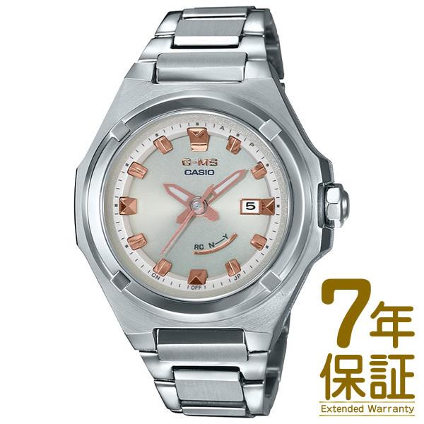 【正規品】CASIO カシオ 腕時計 MSG-W300D-4AJF レディース BABY-G ベビーG G-MS ジーミズ 電波ソーラー