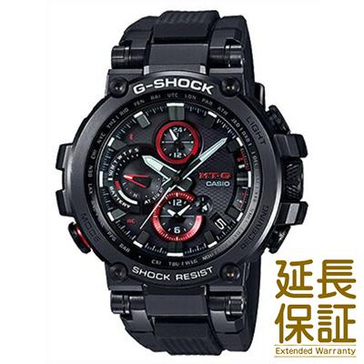 【正規品】CASIO カシオ 腕時計 MTG-B1000B-1AJF メンズ G-SHOCK ジーショック MT-G タフソーラー