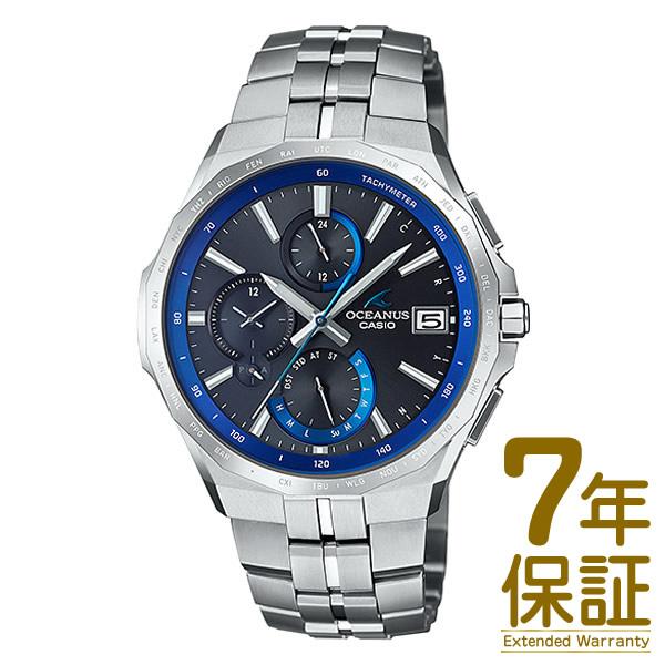 【正規品】CASIO カシオ 腕時計 OCW-S5000-1AJF メンズ OCEANUS MANTA オシアナス マンタ Bluetooth対応 電波ソーラー