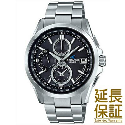 【正規品】CASIO カシオ 腕時計 OCW-T2600-1A2JF メンズ OCEANUS オシアナス タフソーラー 電波
