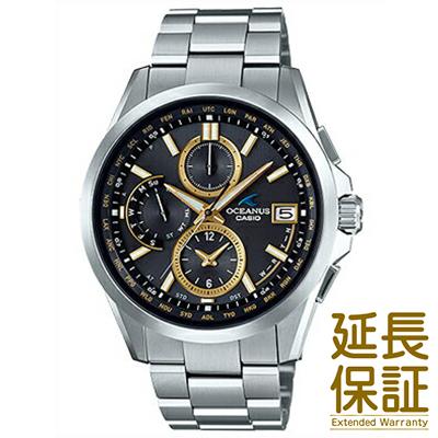 【正規品】CASIO カシオ 腕時計 OCW-T2600-1A3JF メンズ OCEANUS オシアナス タフソーラー 電波