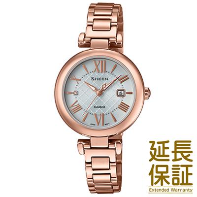 【正規品】CASIO カシオ 腕時計 SHS-4502LTD-7AJR レディース SHEEN シーン ソーラー