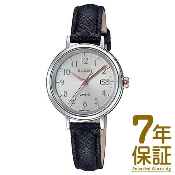 【国内正規品】CASIO カシオ 腕時計 SHS-D100L-4AJF レディース SHEEN シーン スワロフスキークリスタル ソーラー