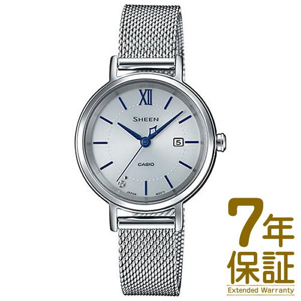 【正規品】CASIO カシオ 腕時計 SHS-D300M-7AJF レディース SHEEN シーン