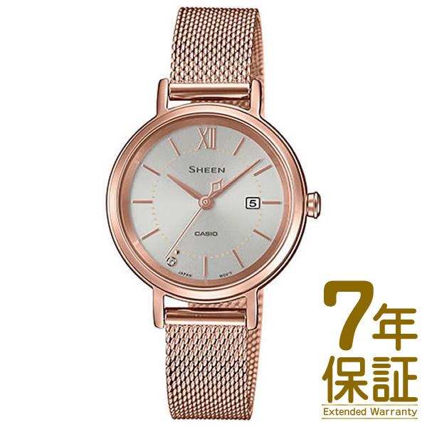 【正規品】CASIO カシオ 腕時計 SHS-D300PGM-4AJF レディース SHEEN シーン