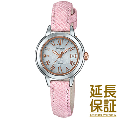 【正規品】CASIO カシオ 腕時計 SHW-5000LTD-7AJR レディース SHEEN シーン タフソーラー