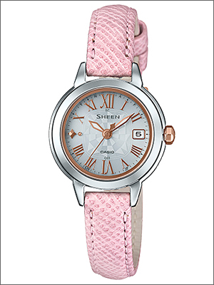 【レビュー記入確認後10年保証】カシオ 腕時計 CASIO 時計 正規品 SHW-5000LTD-7AJR レディース SHEEN シーン タフソーラー